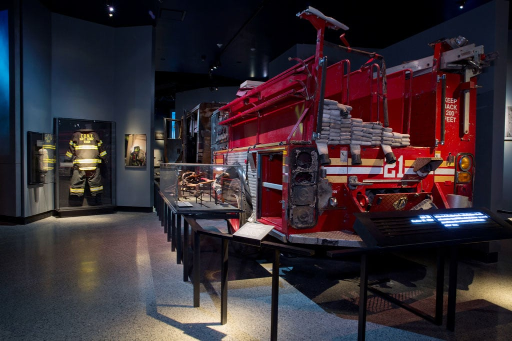 National September 11 Memorial Museum New York