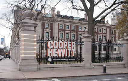 Cooper Hewitt Design Museum New York 02