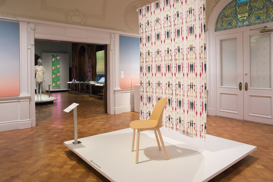 Cooper Hewitt Smithsonian Design Museum New York installation view 4