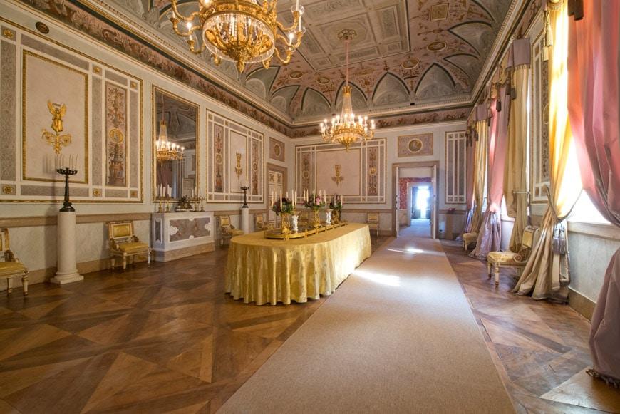 Correr Museum Venice Imperial Rooms