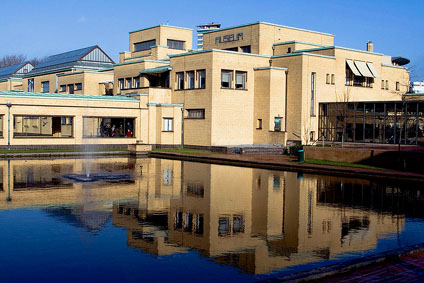 Gemeentemuseum Den Haag The Hague 01