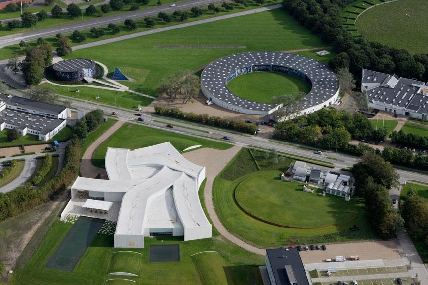 HEART Museo di Arte Contemporanea di Herning, Danimarca