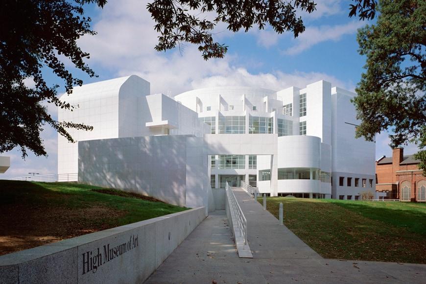 High Museum of Art Atlanta Richard Meier 2