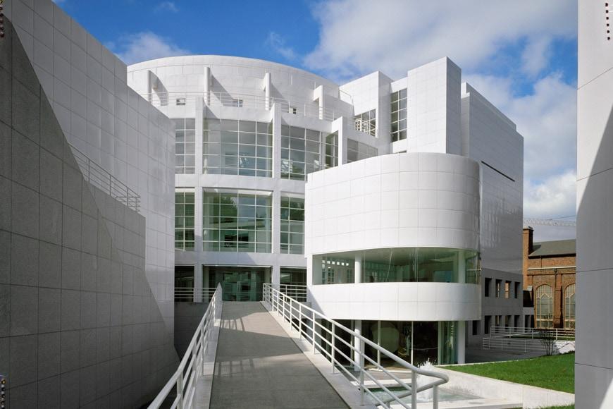 High Museum of Art Atlanta Richard Meier 3