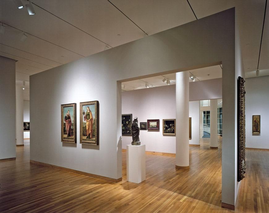 High Museum of Art Atlanta Richard Meier 6