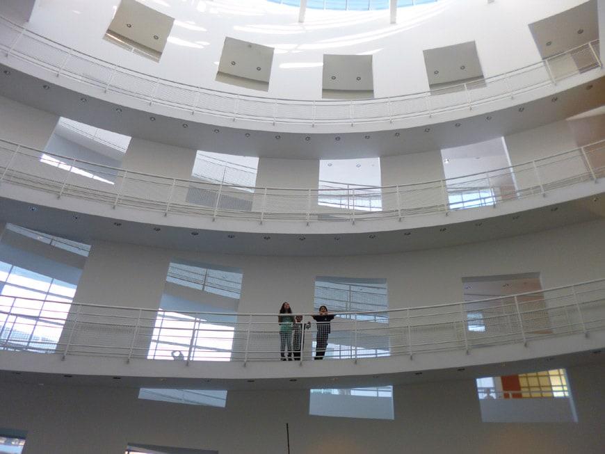 High Museum of Art Atlanta Richard Meier 8