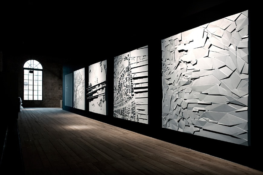 The Pavilion of Turkey FUNDAMENTALS Venice Biennale 2014