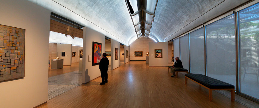 Kimbell-museum-Fort-Worth-Louis-Kahn-building-gallery-7
