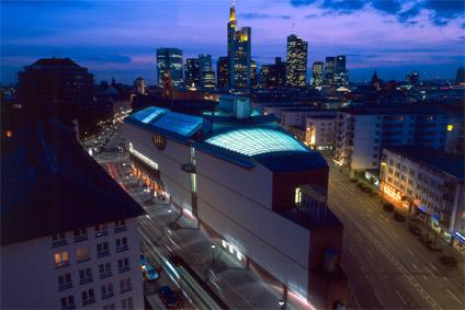 MMK Museum für Moderne Kunst Frankfurt 01