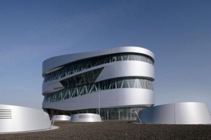 Mercedes-Benz Museum, Stuttgart