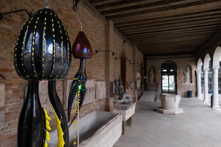 Museo Vetro Glass Museum Murano Venezia 3