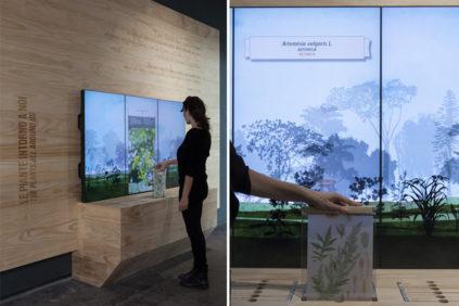 Installazioni interattive per l'Orto Botanico di Padova