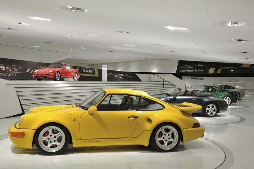 Art Car Museum >> Porsche Museum - Stuttgart