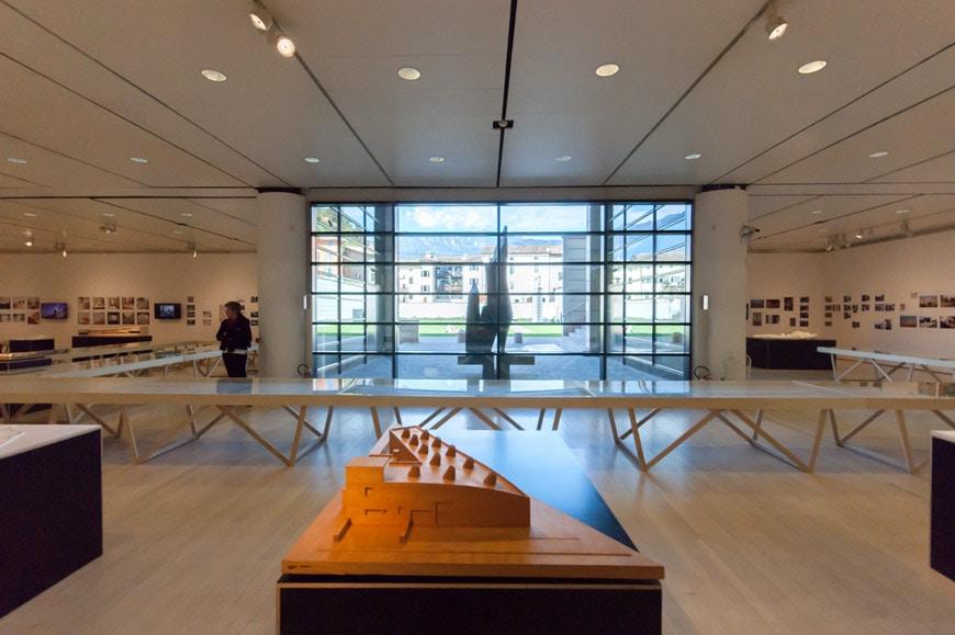 alvaro siza exhibition MART museum 07