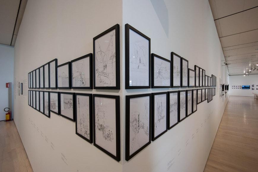 alvaro siza exhibition MART museum 16