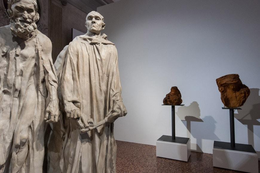 ca pesaro Venice modern art collection room1