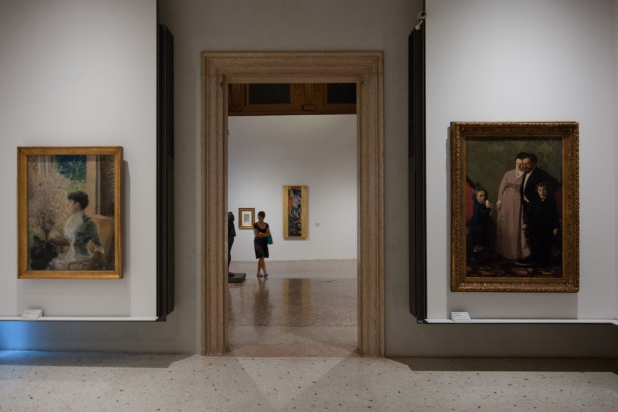 ca pesaro Venice modern art collection 3-4