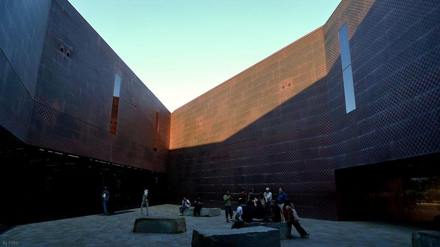de Young museum San Francisco California 09