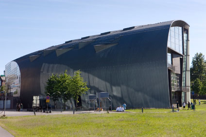 KIASMA, museum of contemporary art