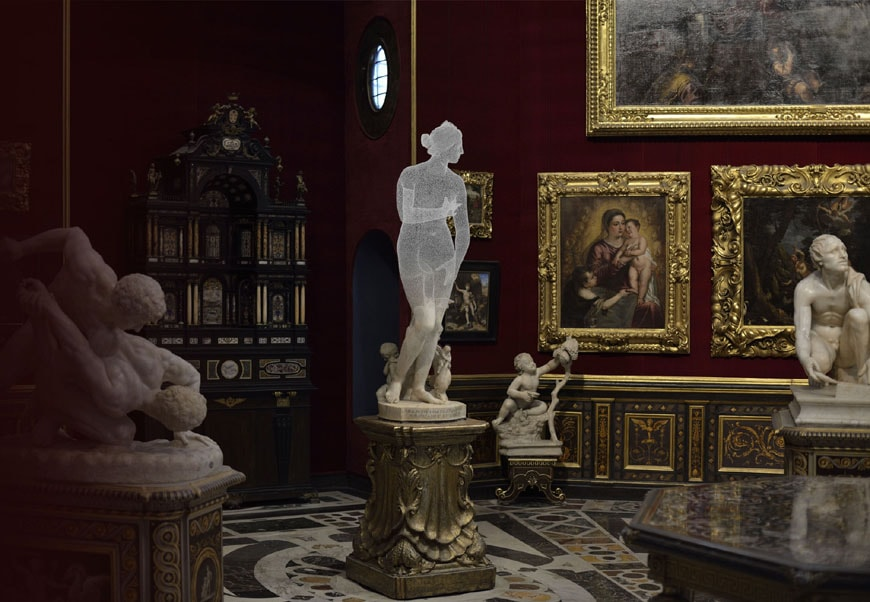 uffizi gallery-multimedia-Venere