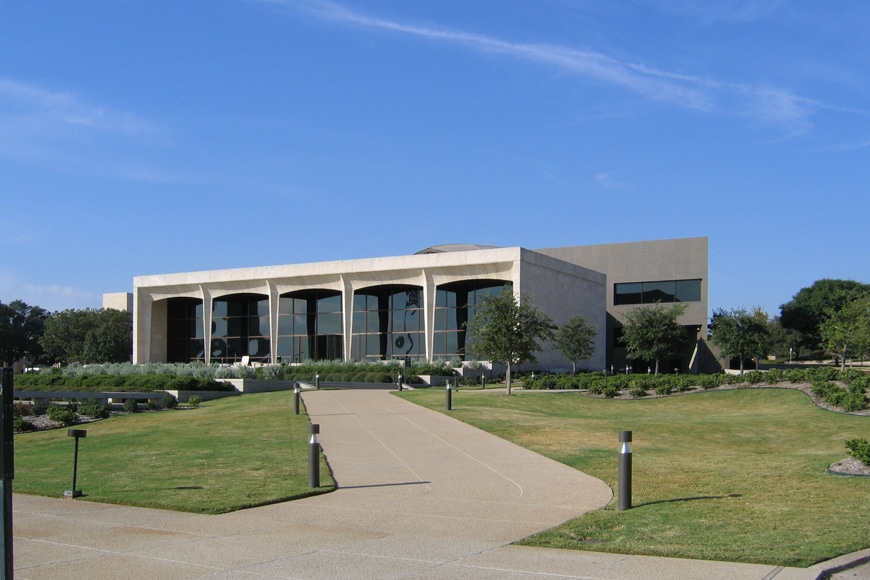 Amon Carter American Art Museum Fort Worth Texas