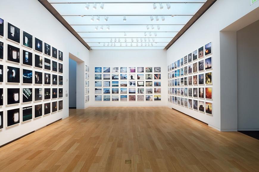 Doug Aitken exhibition, Modern Art Museum Fort Worth, 2017