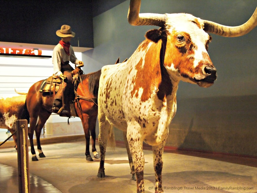 Fort-Worth-Museum-of-Science-and-History-cattle-trade