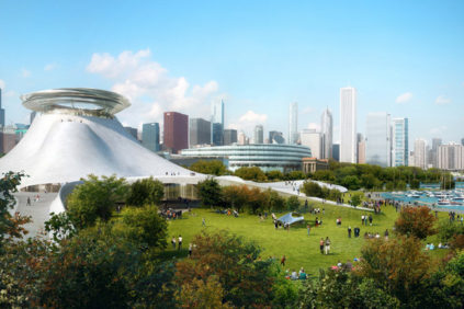 George Lucas unveils his new Museum of Narrative Art