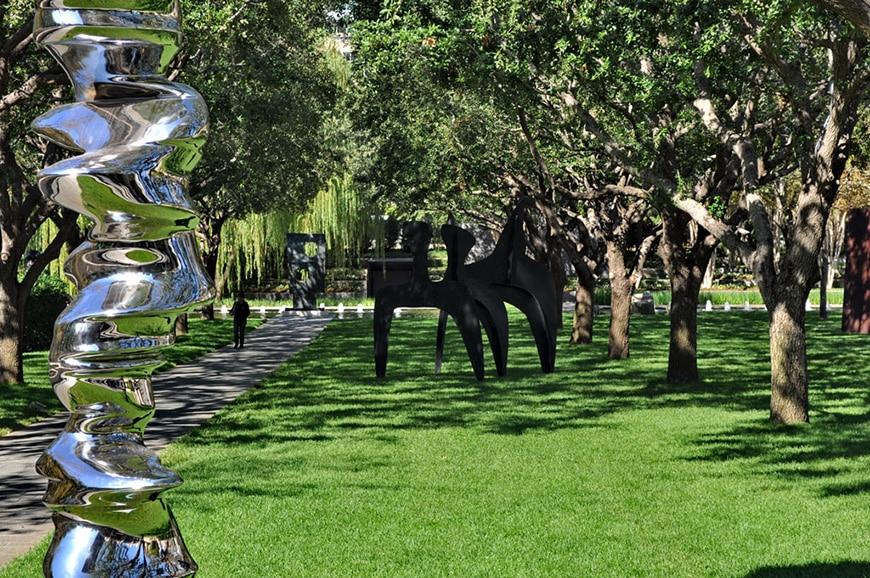 Nasher Sculpture Center Dallas, TX, garden 3