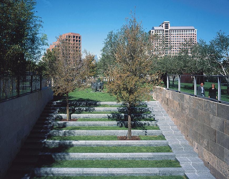 Nasher Sculpture Center Dallas, TX, garden 4
