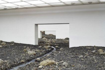 Olafur Eliasson | Il fiume nel museo