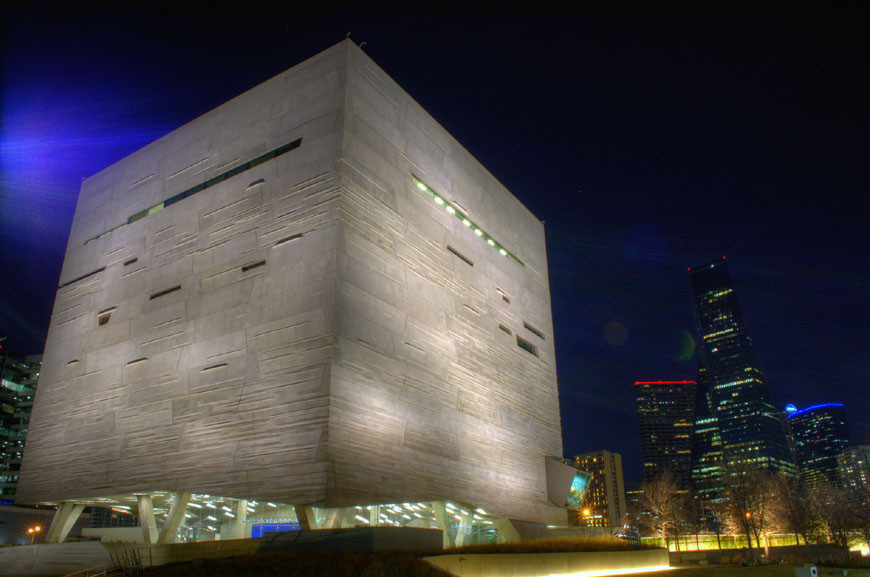 Perot Museum of Nature and Science | Dallas, Texas