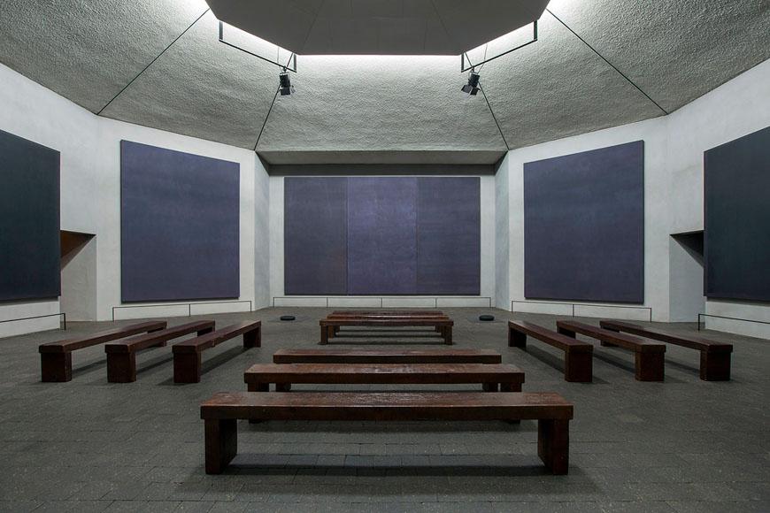 Rothko Chapel Houston Menil