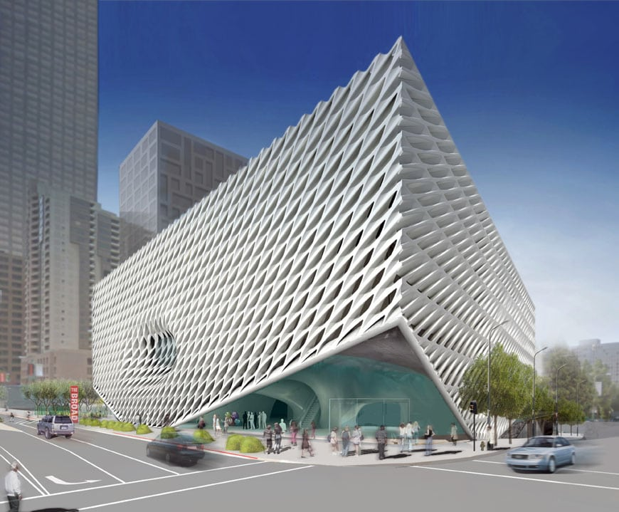 The Broad museum Los Angeles 13