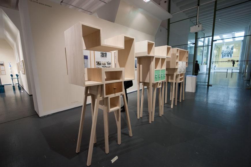 ugo la pietra exhibition triennale milan 2014 05