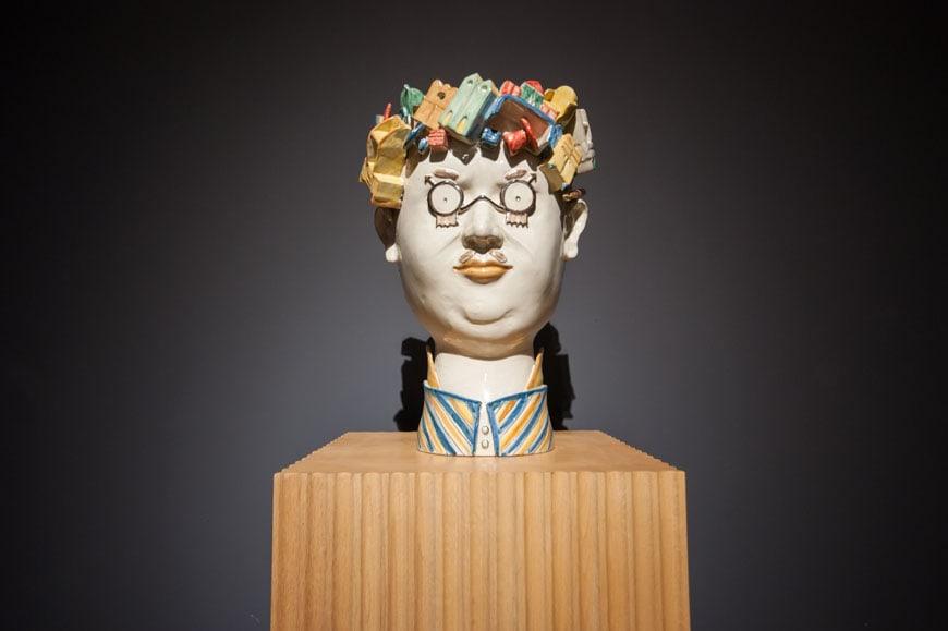 ugo la pietra exhibition triennale milan 2014 06