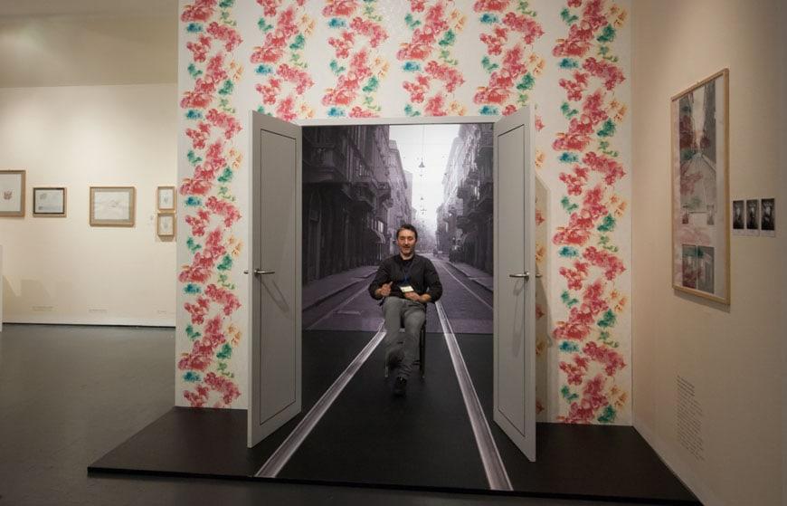 ugo la pietra exhibition triennale milan 2014 17