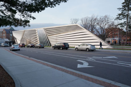 Eli and Edithe Broad Art Museum