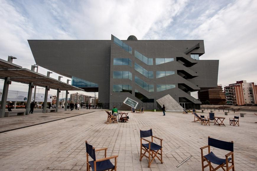 museu disseny barcelona architecture 15
