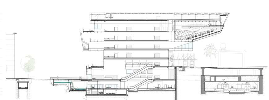 museu disseny barcelona architecture 36