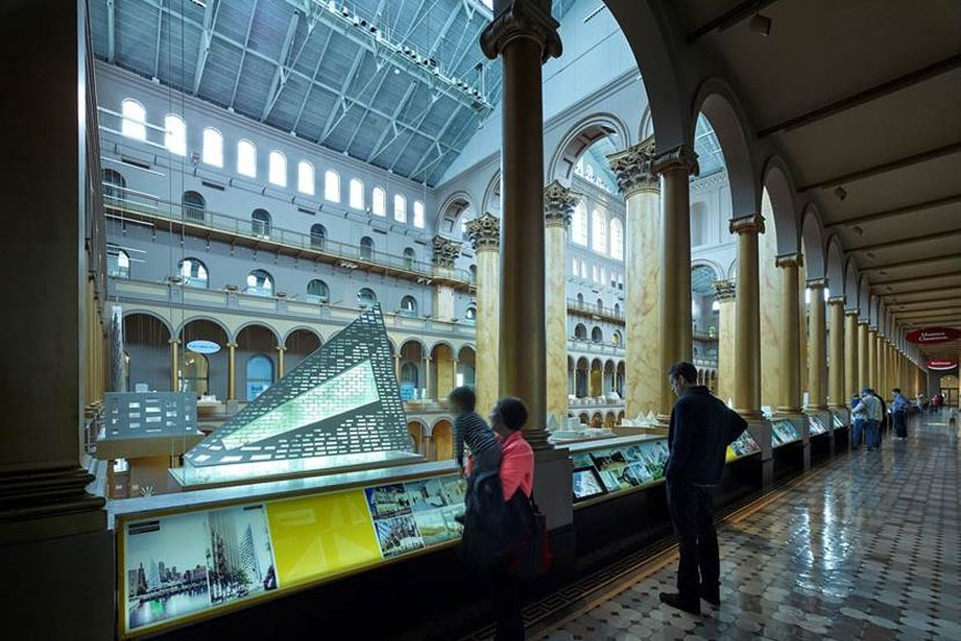 Bjarke Ingels exhibition National Building Museum Washington 14