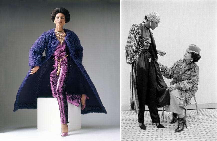 Ebony fashion