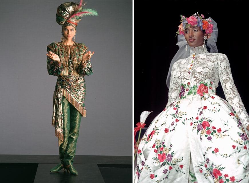 Inspiring Beauty: 50 Years Of Ebony Fashion Fair