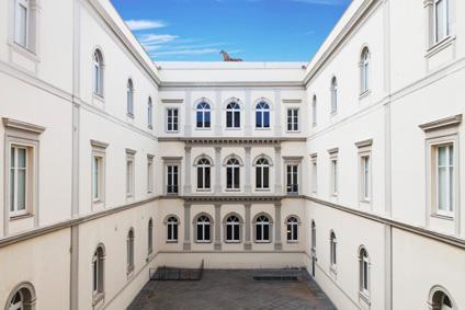 MADRE museo arte contemporanea Napoli 02