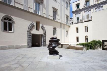 Museo Madre - Per_formare intermezzo - Tony Cragg