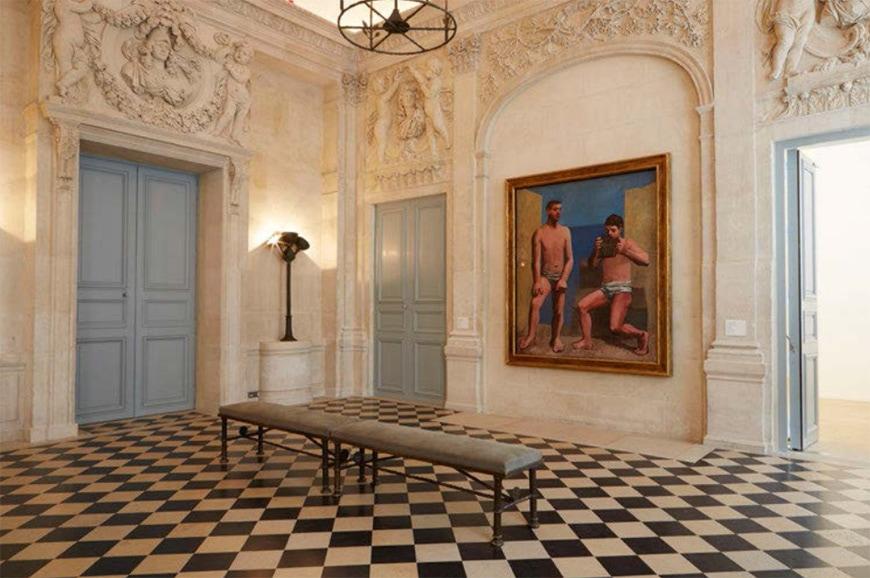 Musée-Picasso-Paris-c-musée-Picasso-salon-jupiter