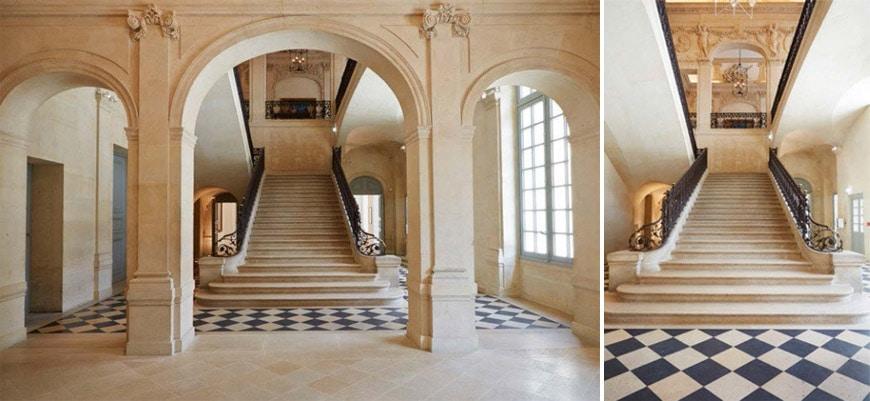 Musée-Picasso-Paris-c-musée-Picasso-stair