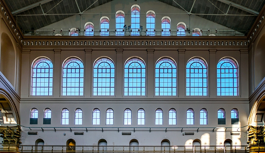 National Building Museum Washington DC counterfacade