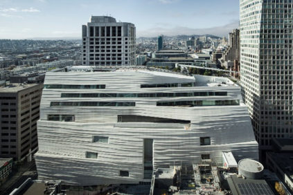 San Francisco | SFMoMA expansion by Snøhetta
