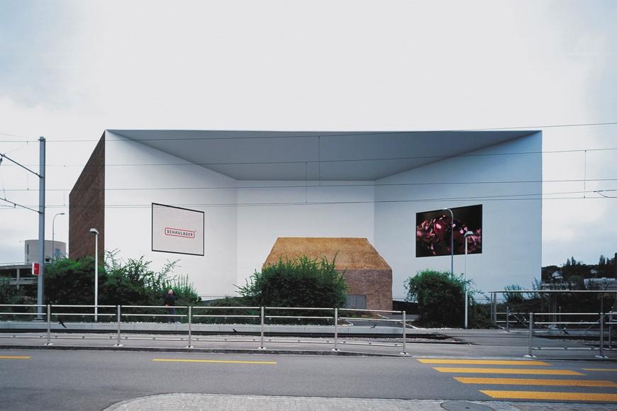 Schaulager Basel Herzog de Meuron 07